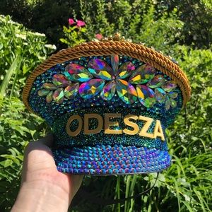 Odesza captain hat